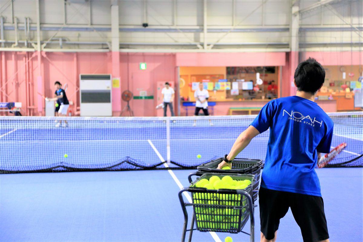 30000人がプレーするテニススクールの市場分析&広報戦略策定を担う!