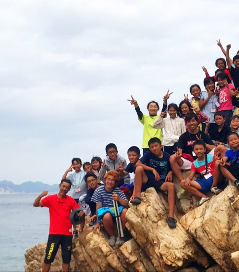 【インターン情報】無人島で自給自足生活プログラムの運営を担え!